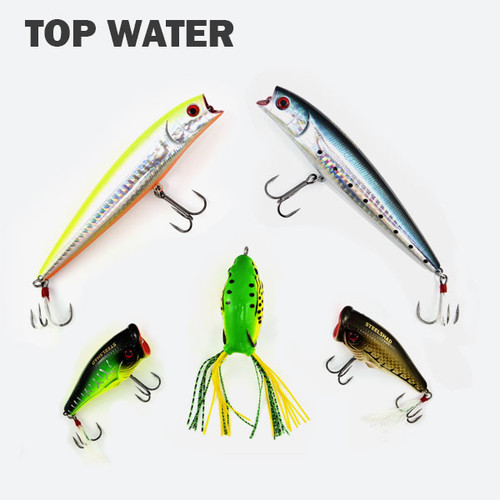 SteelShad Topwater Gift Pack