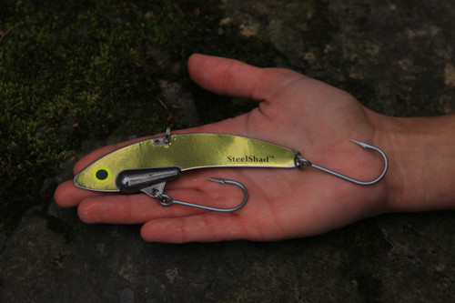 The SteelShad XXL Series - Gold