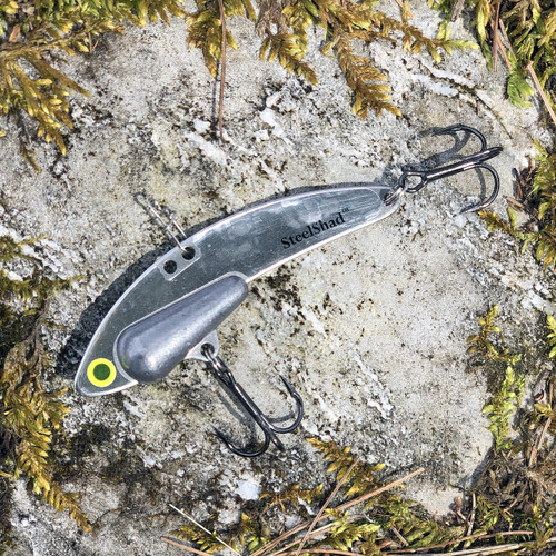 Silver Heavy Series - 1/2 oz., #8 VMC Black Nickle Hooks, and Line Clip