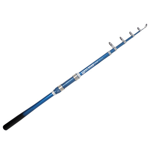 Telescopic Spinning Combo