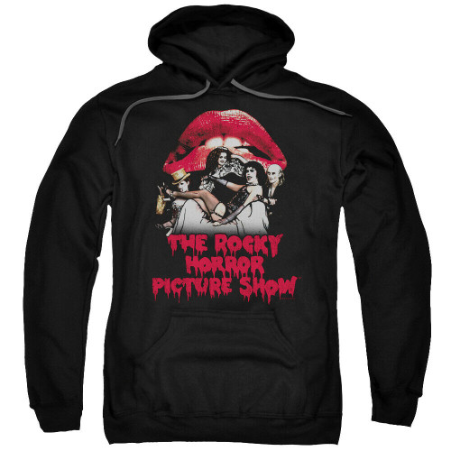Rocky Horror Picture Show Mens Unisex Hoodie Available Sm to 3x 100% Cotton High Quality Pre Shrunk Machine Washable Hoodie