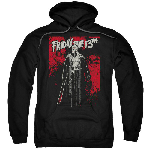 "Friday the 13th ""Jason"" Mens Unisex Hoodie Available Sm to 3x 100% Cotton High Quality Pre Shrunk Machine Washable Hoodie"