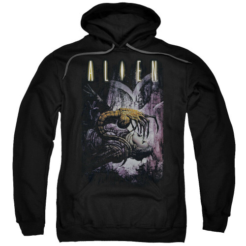 "Aliens ""Face Hugger"" Mens Unisex Hoodie Available Sm to 3x 100% Cotton High Quality Pre Shrunk Machine Washable Hoodie"