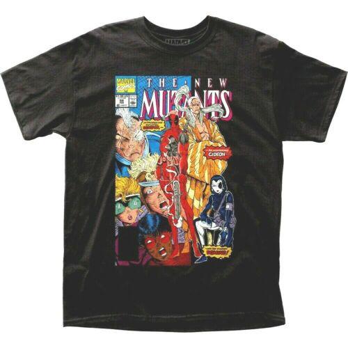 New Mutant 98 Comic Cover Mens Adult Unisex T-shirt