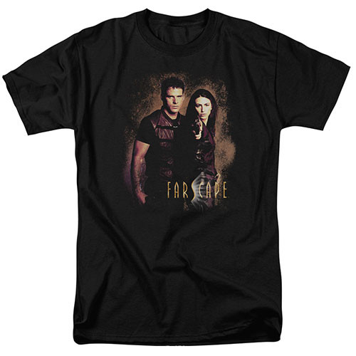 Farscape Wanted adult unisex t-shirt