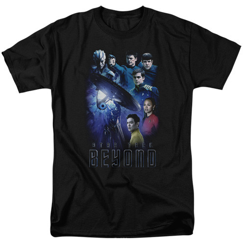 Star Trek Beyond 3 adult unisex t-shirt
