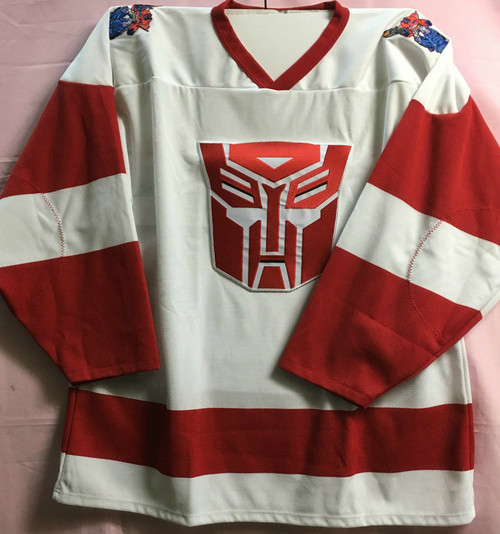 Transformers Autobots Hockey Jersey
