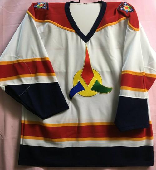 Star Trek Klingon Hockey Jersey