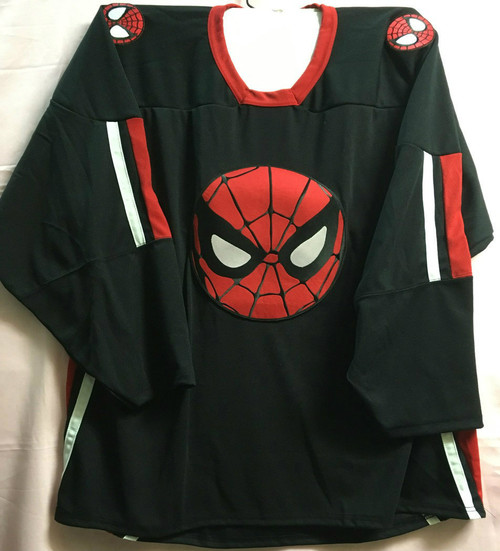 Spiderman Hockey Jersey