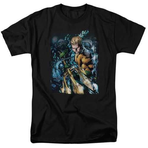 Aquaman #1  adult unisex t-shirt