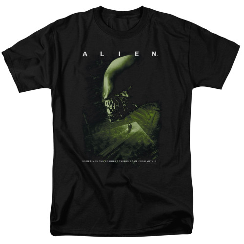 Alien-Lurk 100% Cotton High Quality Pre Shrunk Machine Washable T Shirt