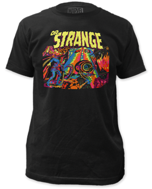 Dr Strange  100% Cotton High Quality Pre Shrunk Machine Washable T Shirt
