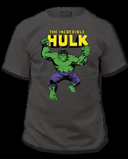 Incredible Hulk-The hulk 100% Cotton High Quality Pre Shrunk Machine Washable T Shirt
