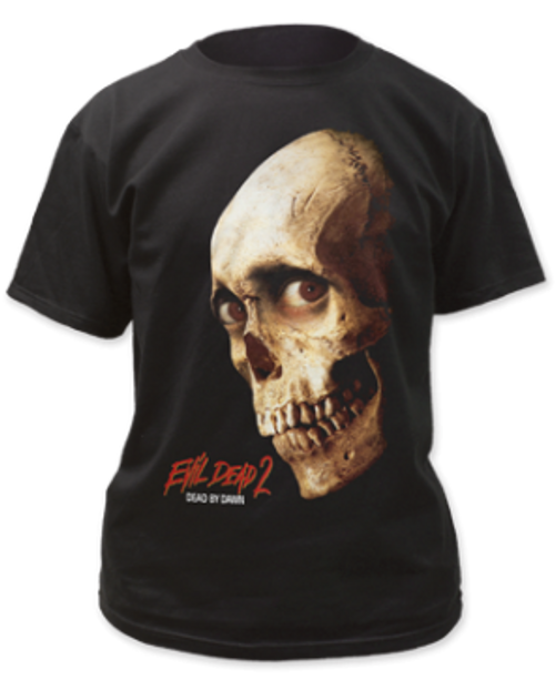 Evil Dead II-Color Poster adult unisex t-shirt