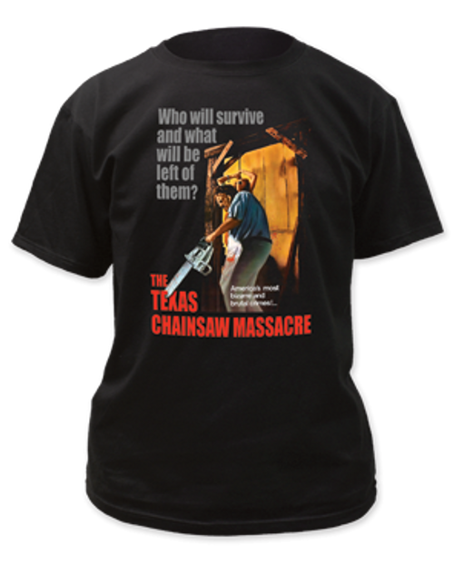 Texas chainsaw massacre-Bizzare & Brutal Crimes  adult unisex t-shirt
