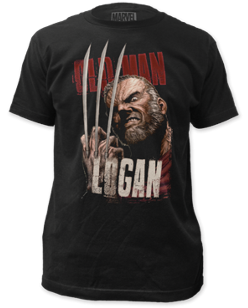 Wolverine-Old Man Logan  adult unisex t-shirt