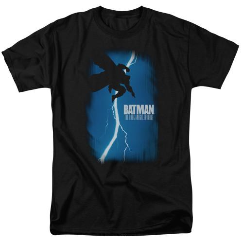 Batman-DKR cover 100% cotton high quality pre shrunk machine washable t-shirt