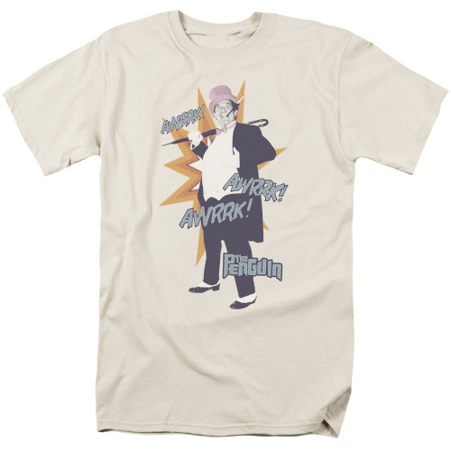 Batman-Penquin 100% cotton high quality pre shrunk machine washable t-shirt