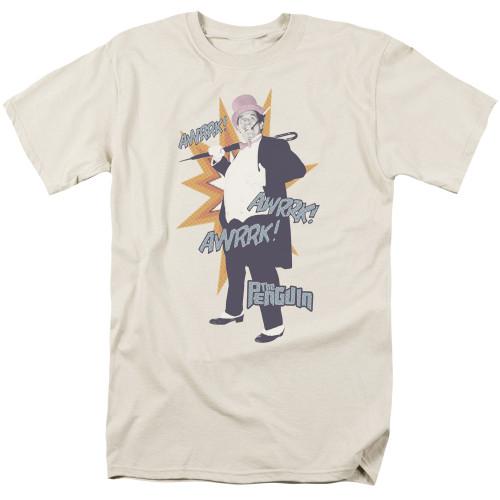 Batman-Penquin 100% cotton high quality pre shrunk machine washable t-shirt