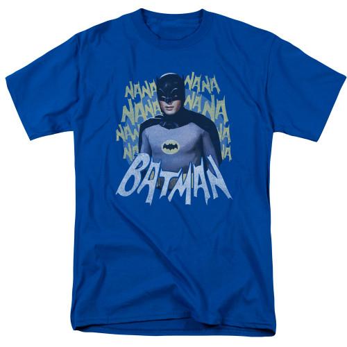 Batman-Theme Song 100% cotton high quality pre shrunk machine washable t-shirt