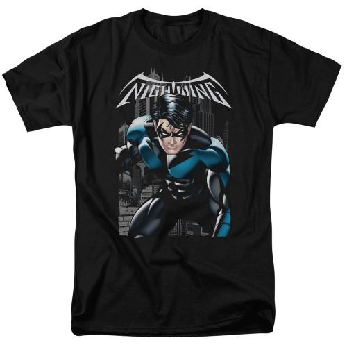 Nightwing-A Legacy 100% Cotton High Quality Pre Shrunk Machine Washable T Shirt