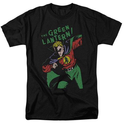 Green Lantern-First 100% Cotton High Quality Pre Shrunk Machine Washable T Shirt