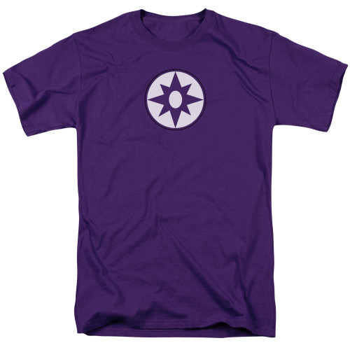 Green Lantern -Star sapphire logo 100% Cotton High Quality Pre Shrunk Machine Washable T Shirt