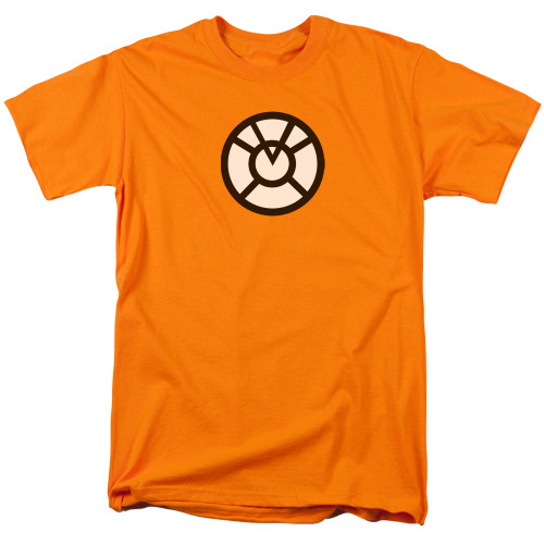 Green Lantern-Agent Orange 100% Cotton High Quality Pre Shrunk Machine Washable T Shirt
