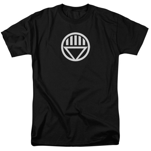 Black Lantern Logo 100% Cotton High Quality Pre Shrunk Machine Washable T Shirt