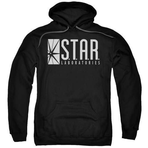 The flash-star laboratories adult pull over hoodie