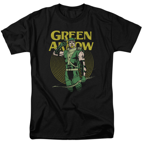 green arrow pull adult unisex t-shirt