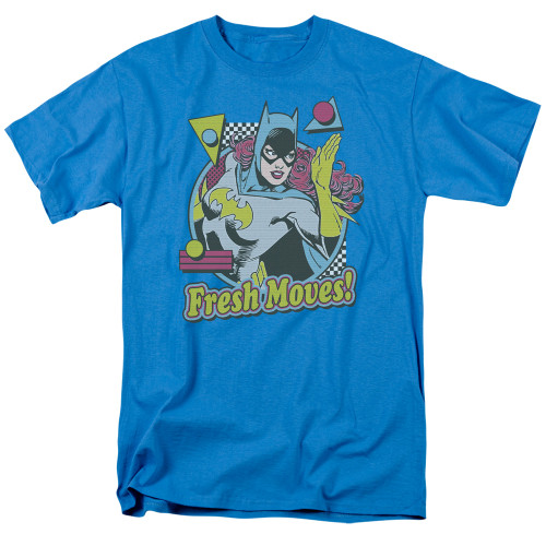 Batgirl - Fresh moves 100% cotton high quality pre shrunk machine washable t-shirt