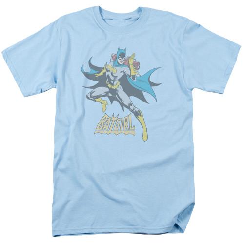 Batgirl -See ya 100% cotton high quality pre shrunk machine washable t-shirt