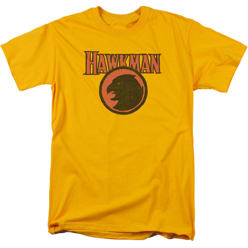 Hawkman-rough hawk 100% Cotton High Quality Pre Shrunk Machine Washable T Shirt