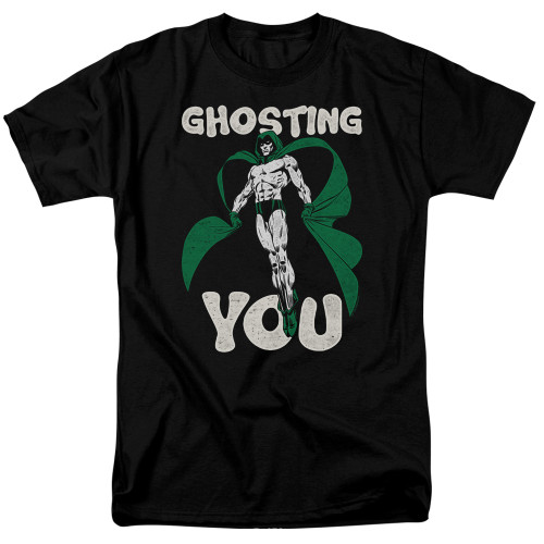 The Spectre-Ghosting 100% Cotton High Quality Pre Shrunk Machine Washable T Shirt