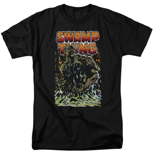 Swamp Thing 100% Cotton High Quality Pre Shrunk Machine Washable T Shirt