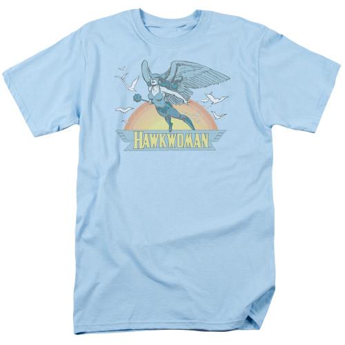 Hawkwoman 100% Cotton High Quality Pre Shrunk Machine Washable T Shirt