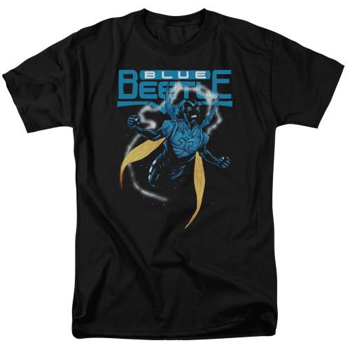 Blue Beetle 100% Cotton High Quality Pre Shrunk Machine Washable T Shirt