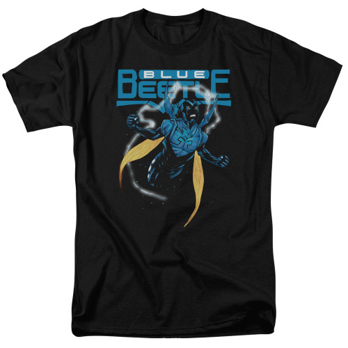 Blue Beetle 100% Cotton High Quality Pre Shrunk Machine Washable T Shirt