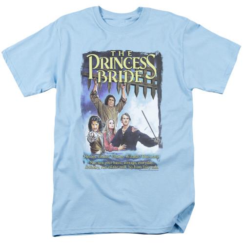 Princess Bride-Alt  poster adult unisex t-shirt 100% Cotton High Quality Pre Shrunk Machine Washable T Shirt