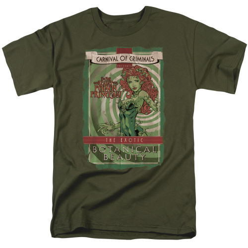 Batman-Botanical Beauty 100% cotton high quality pre shrunk machine washable t-shirt