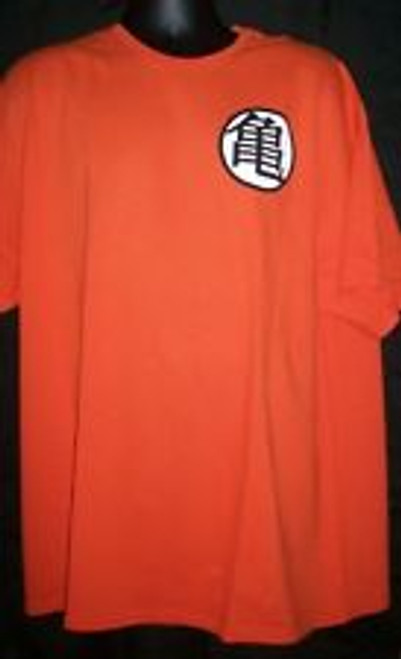 Dragon ball Z-Logo 100% Cotton High Quality Pre Shrunk Machine Washable T Shirt