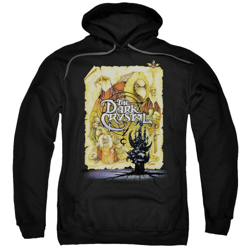 The Dark Crystal-Poster  Hoodie Size s, m,l,xl, 2x