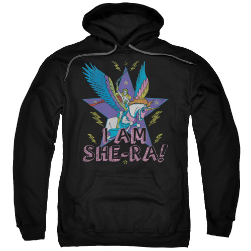 I am She-ra 100% Cotton High Quality Pre Shrunk Machine Washable Hoodie