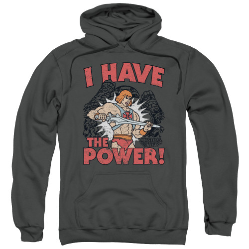 Master of the Universe - I have the power 100% Cotton High Quality Pre Shrunk Machine Washable Hoodie