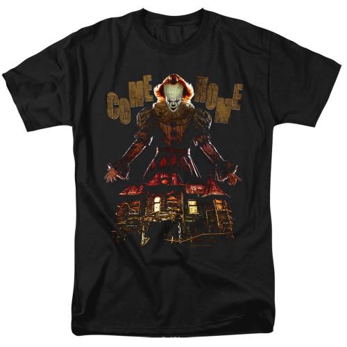 IT movie-come home 100% Cotton High Quality Pre Shrunk Machine Washable T Shirt