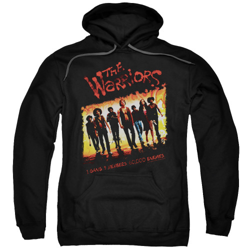Warriors -One Gang 100% Cotton High Quality Pre Shrunk Machine Washable Hoodie