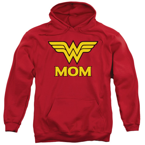 Wonder  Mom 100% Cotton High Quality Pre Shrunk Machine Washable Hoodie