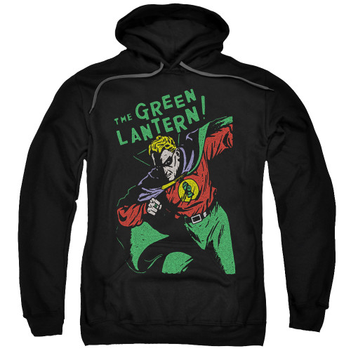 Green Lantern-First 100% Cotton High Quality Pre Shrunk Machine Washable Hoodie