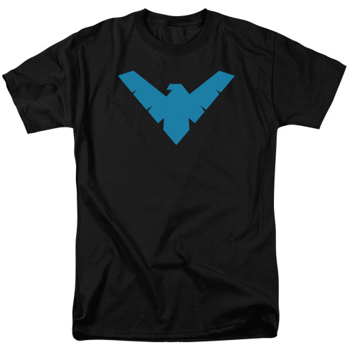 Nightwing Symbol 100% Cotton High Quality Pre Shrunk Machine Washable T Shirt